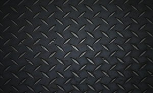 aluminum diamond plate reflective